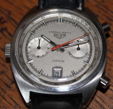 Chronomatic Carrera Refinished A