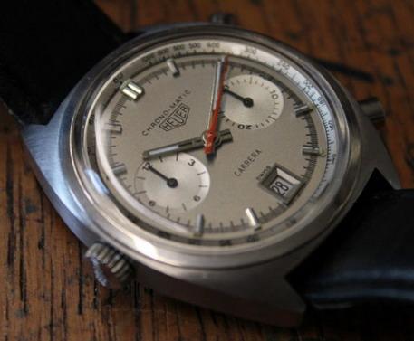 Chronomatic Carrera Refinished B
