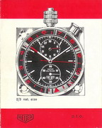 Instruction Booklet for Super Autavia