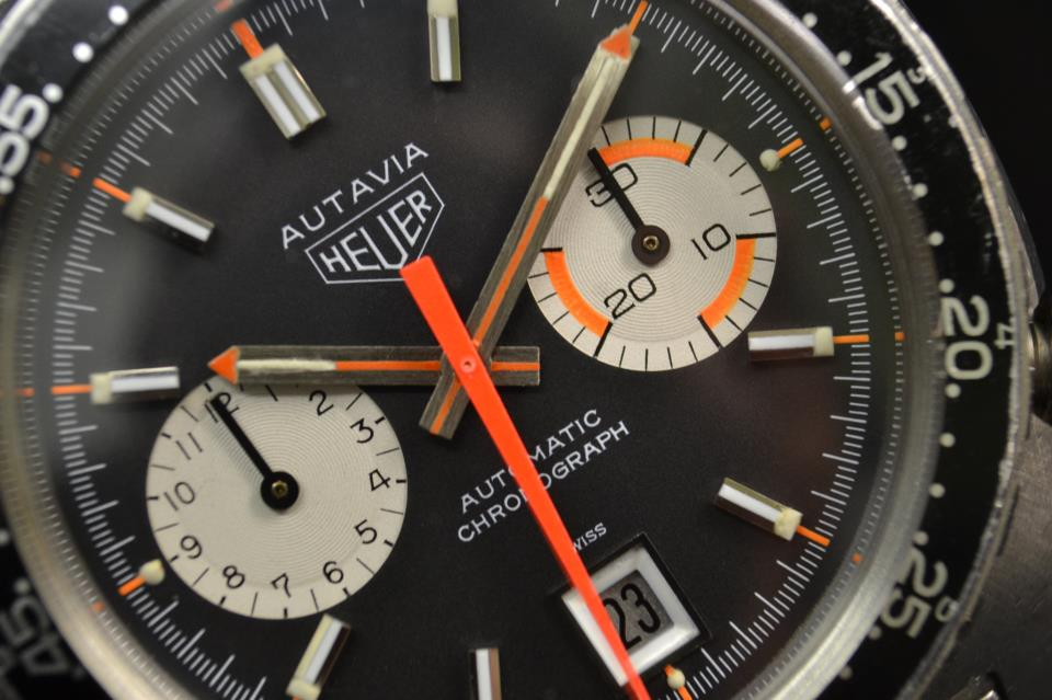 Autavia 1163 &quot;Orange Boy&quot;