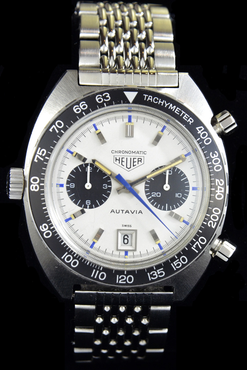 Autavia Ref 1163 T Chronomatic
