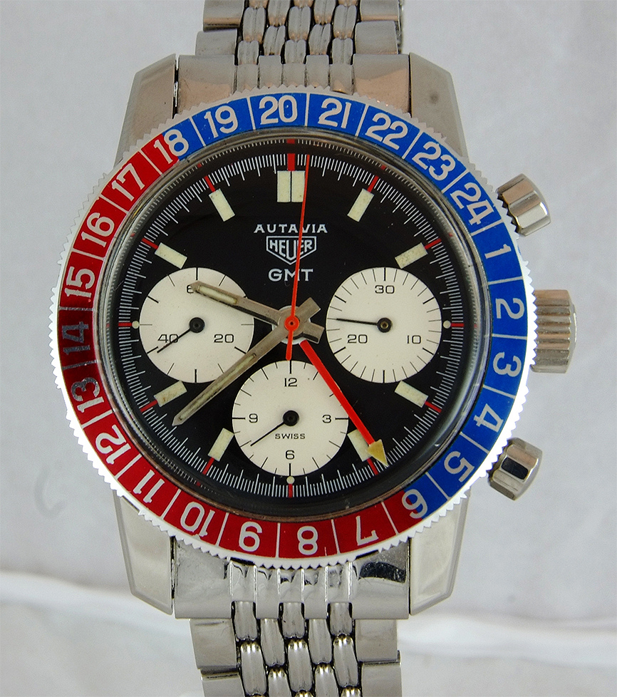 Autavia 2446C GMT