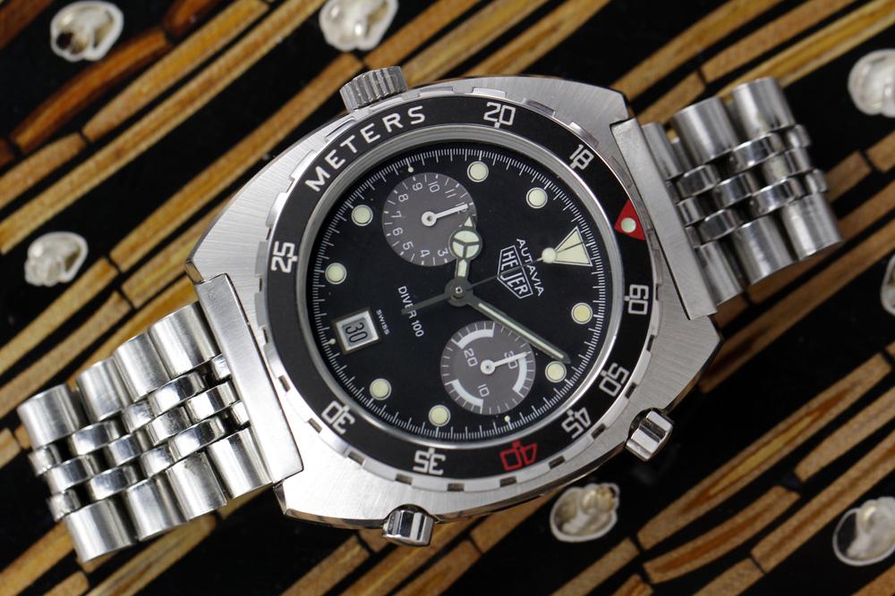 Autavia 11063P Diver