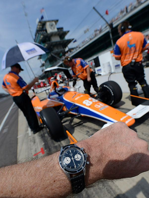 Autavia at the Indianapolis Motor Speedway