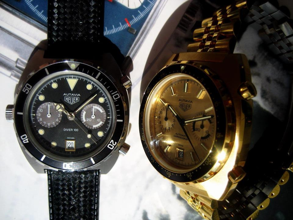 Two Autavias from Arno Haslinger
