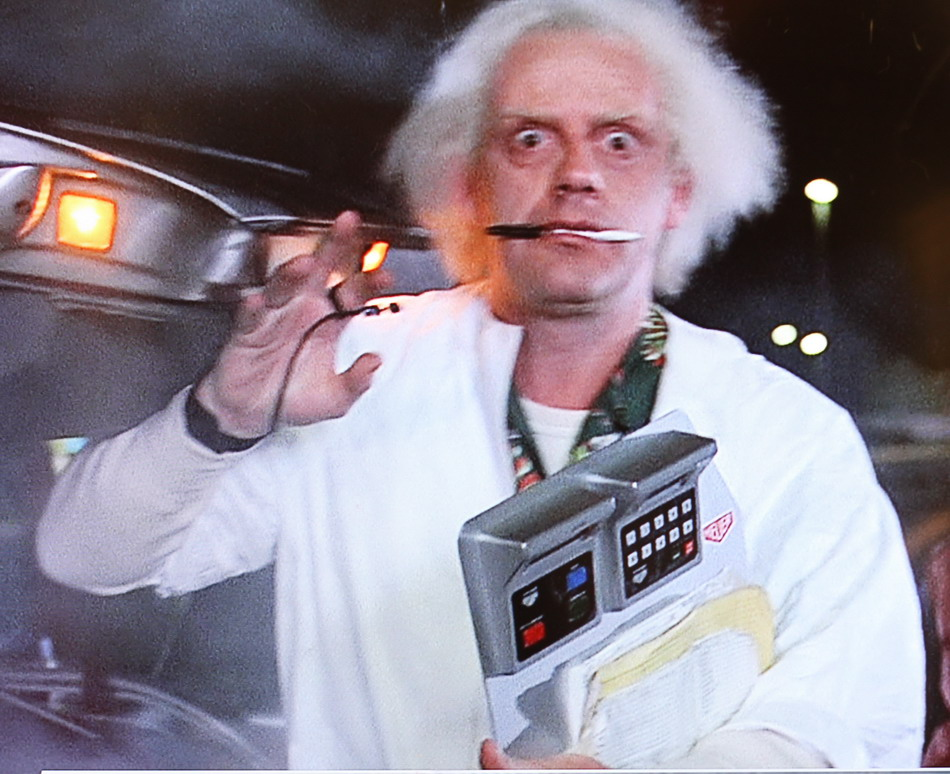 doc from back to the future