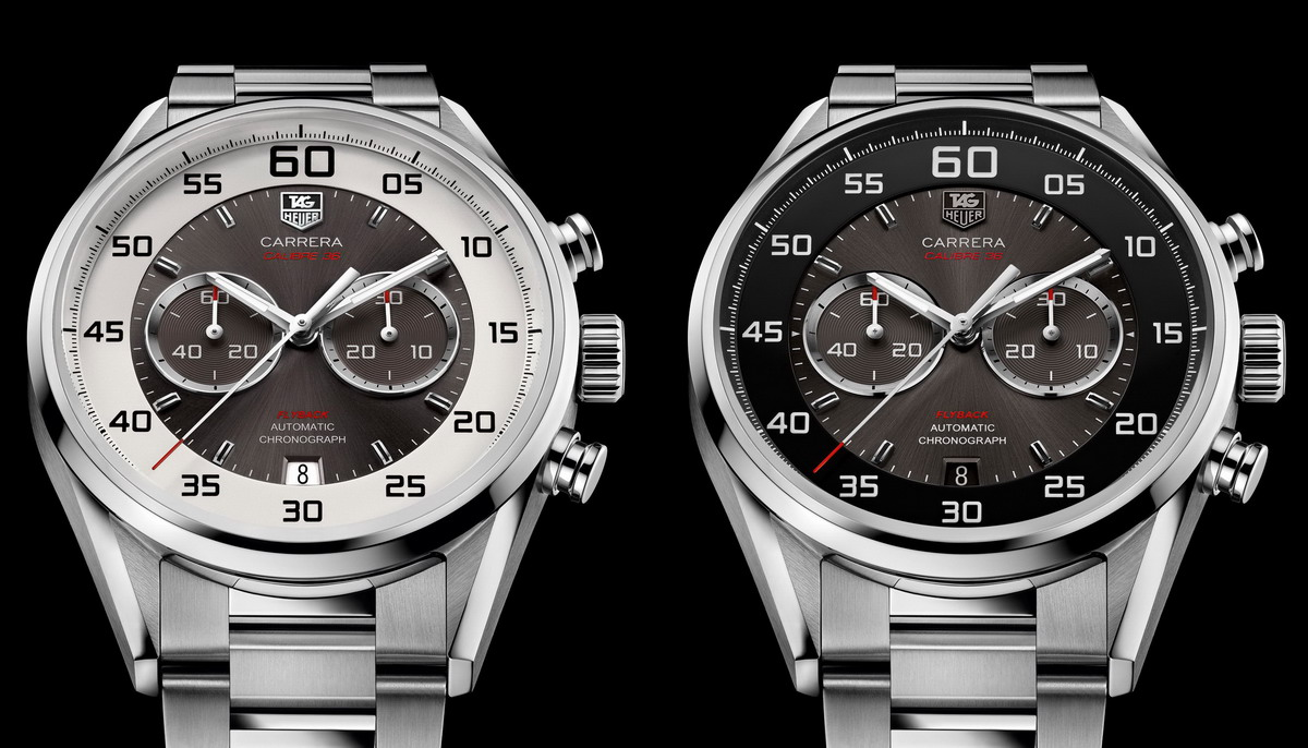 TAG Heuer Carrera Calibre 36 Flyback Chronographs