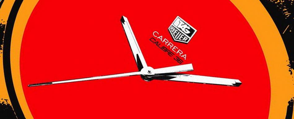 TAG Heuer Calibre 36 Carrera