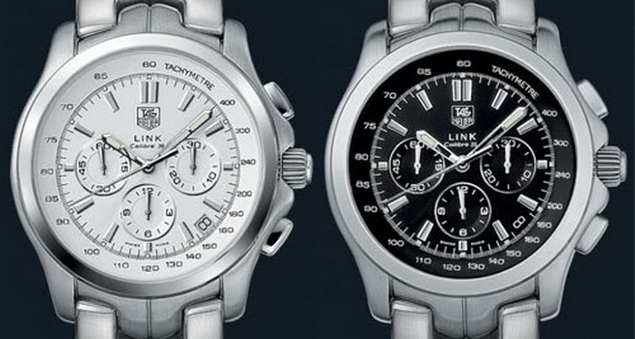 TAG Heuer Link Chronographs