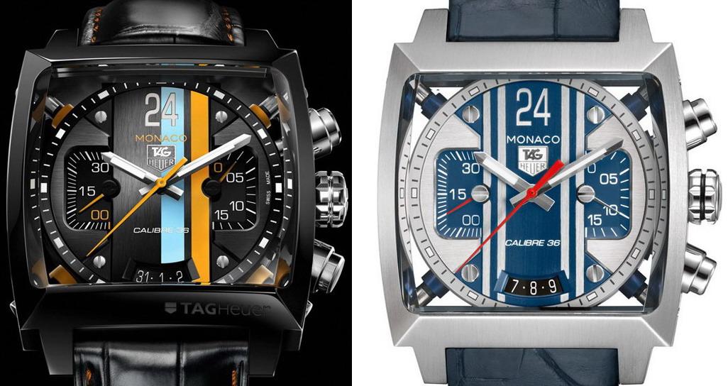 TAG Heuer Monaco 24 Chronographs