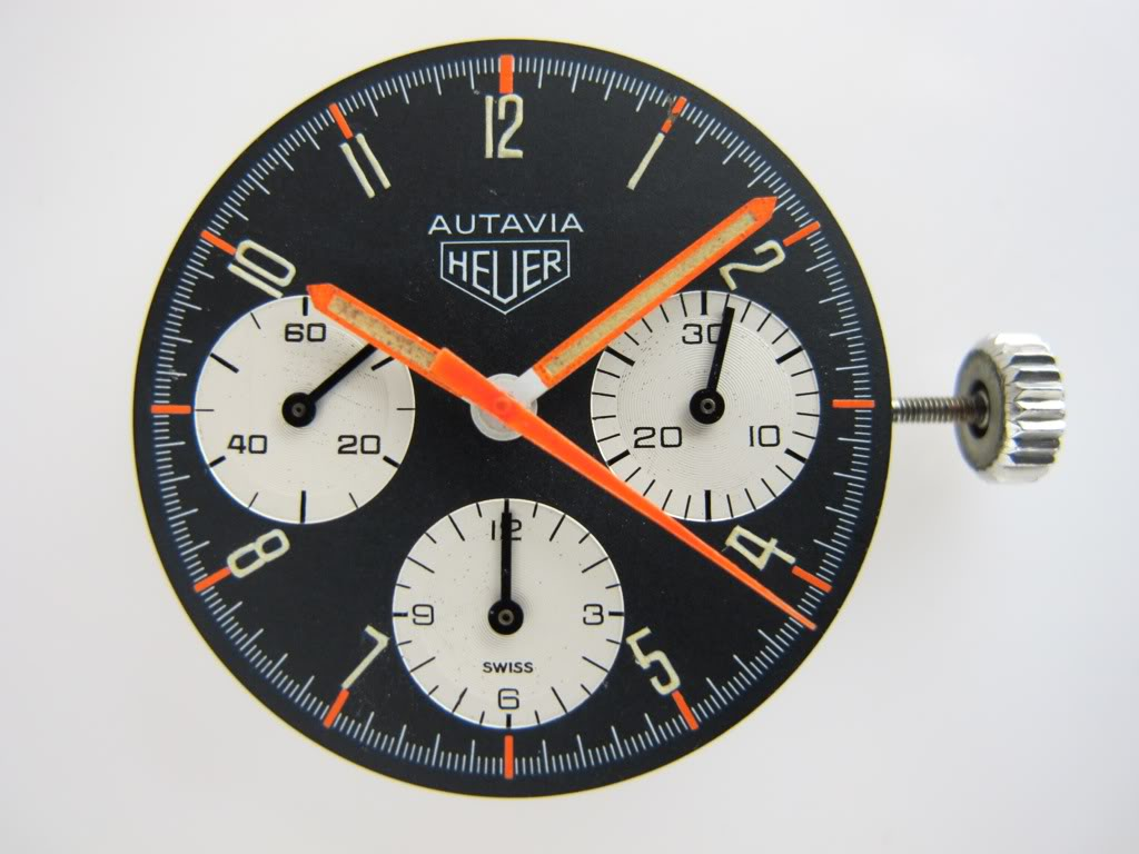 Autavia with Arabic Numerals, from Abel Court