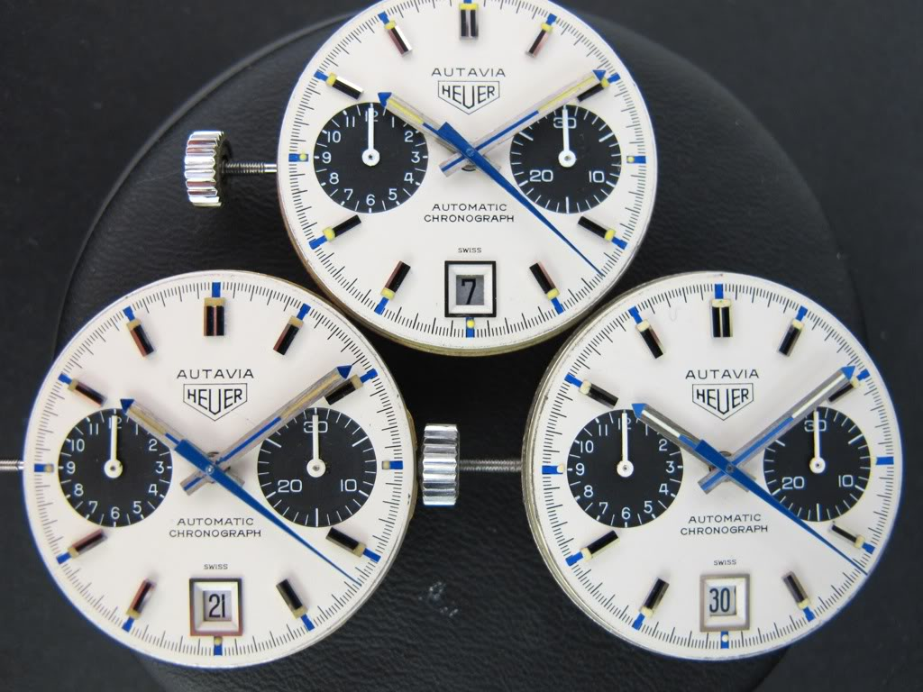"Three ""Siffert"" Autavias, from Abel"
