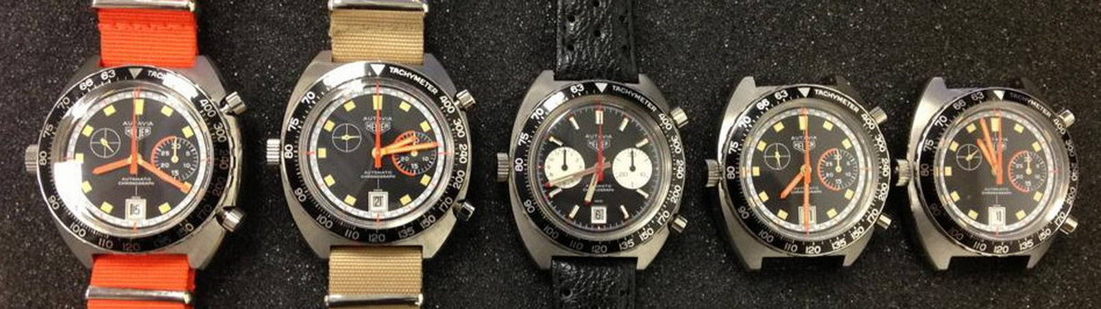 Morgan King -- Four Exotic Autavias