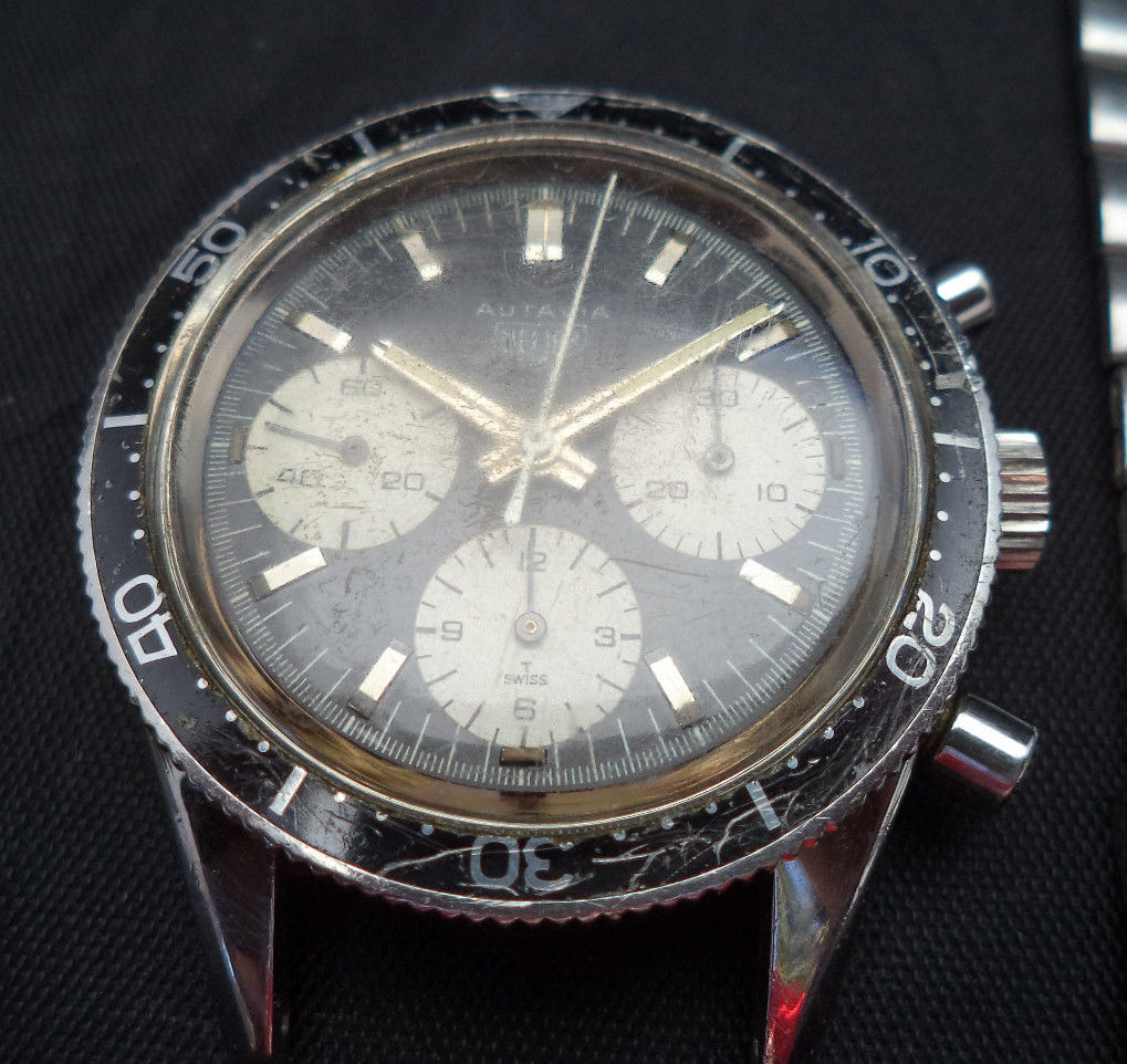 Heuer Autavia Ref 2446, Second Execution Case