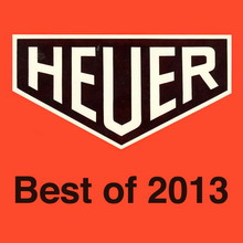 Heuer -- Best 0f 2013