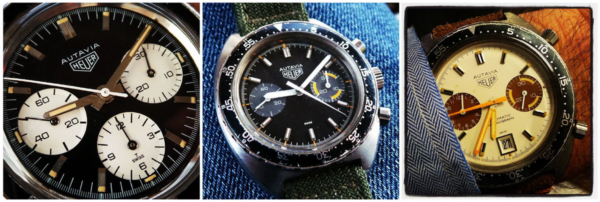 Instagram Images -- Three Autavias