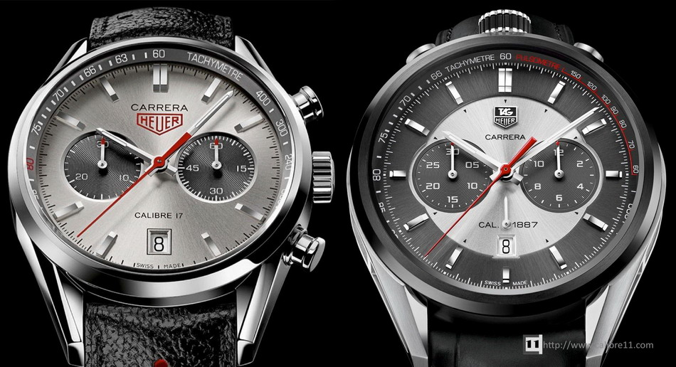 Jack Heuer 80th Birthday and 50th Anniversary Carreras