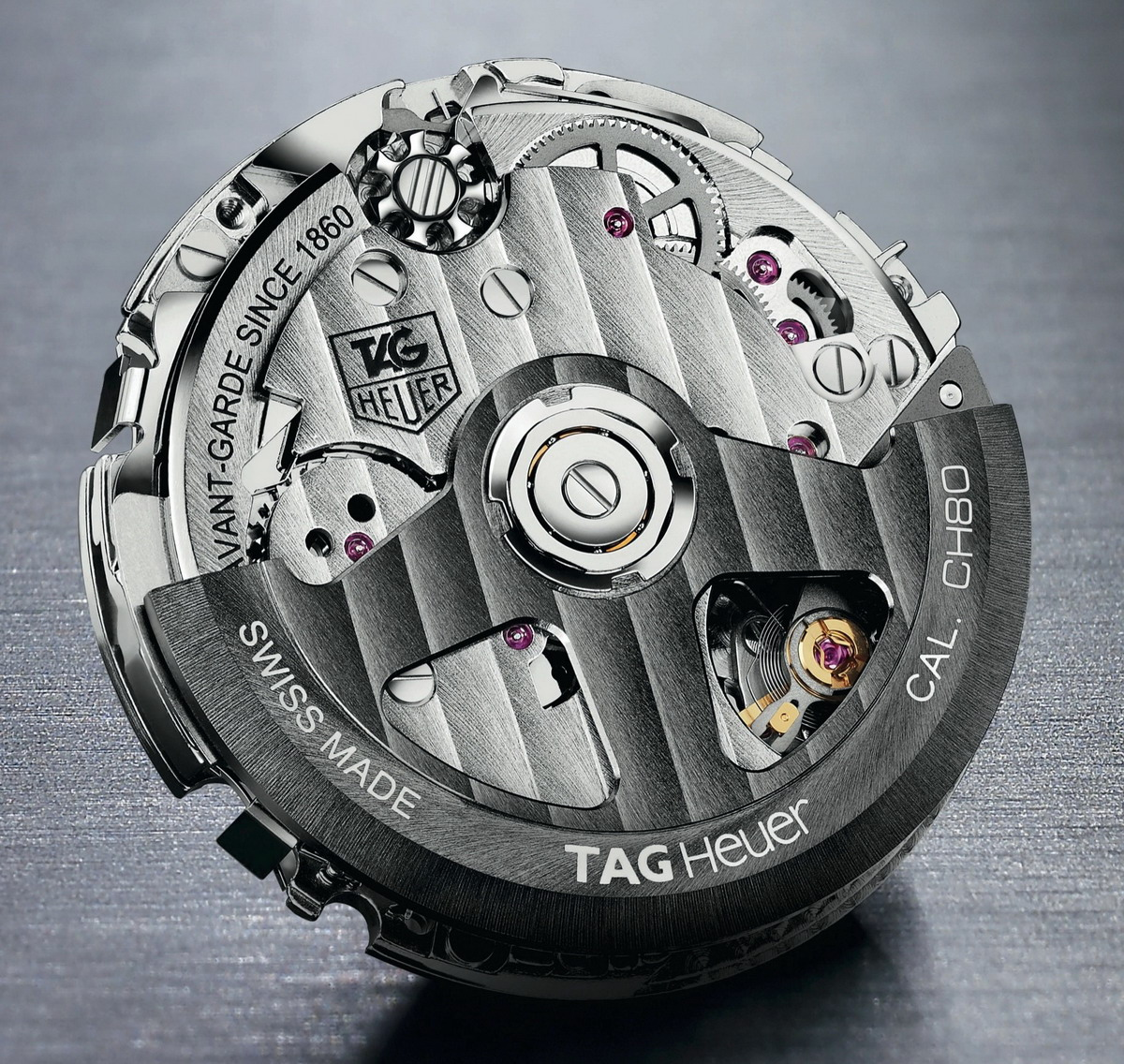 TAG Heuer CH80 Movement