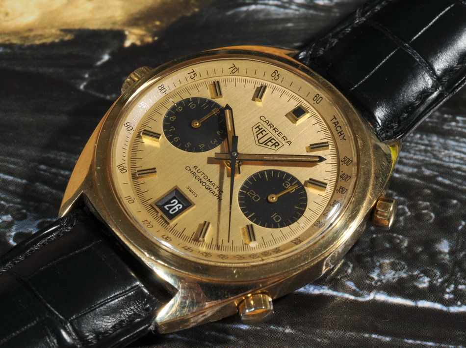 Heuer Carrera, Reference 1158 CHN