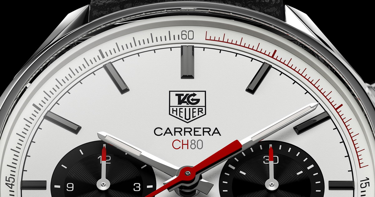 TAG Heuer Carreras CH80 -- Classic Elements