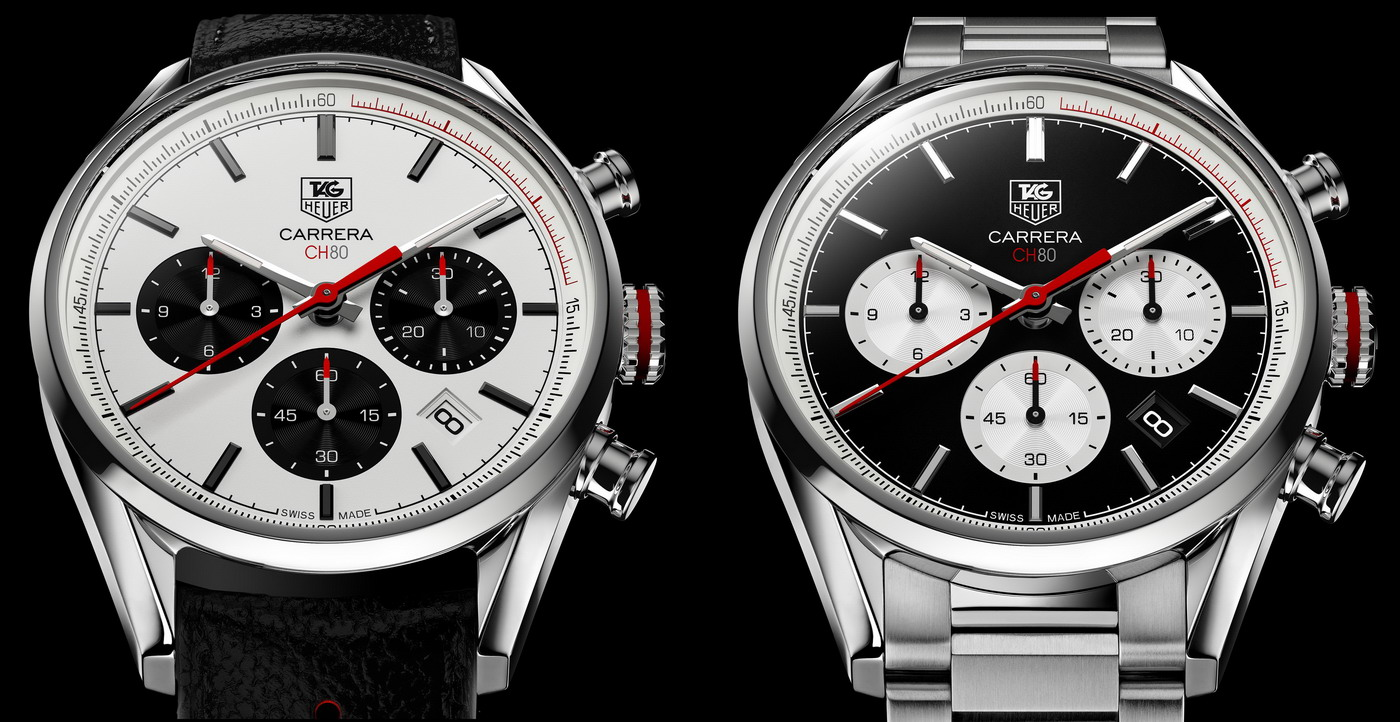 7bc612504230 Introducing the Best (Looking) TAG Heuer Carrera Ever « On The Dash
