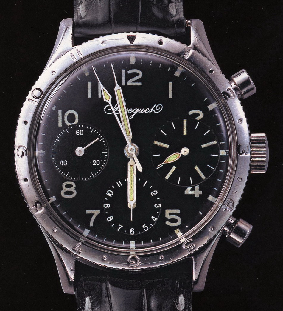 Breguet Type XX Flyback Chronograph