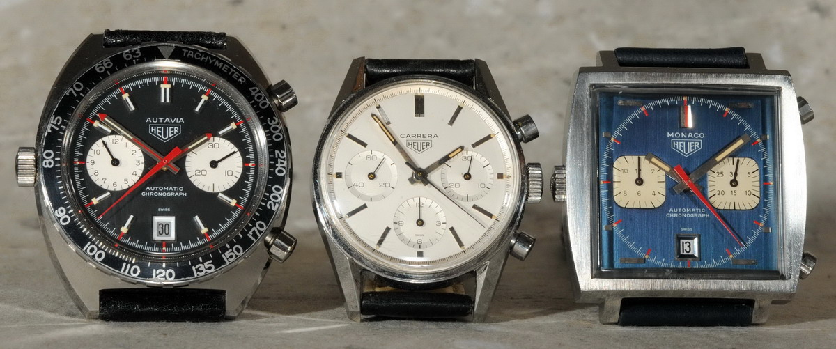 Autavia, Carrera, and Monaco