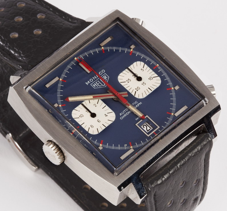 "Steve McQueen's ""Beauty Watch"" from Le Mans"
