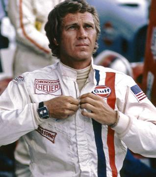Steve McQueen's in Le Mans