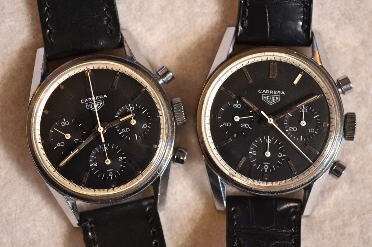 Heuer Carreras, Reference 2447N
