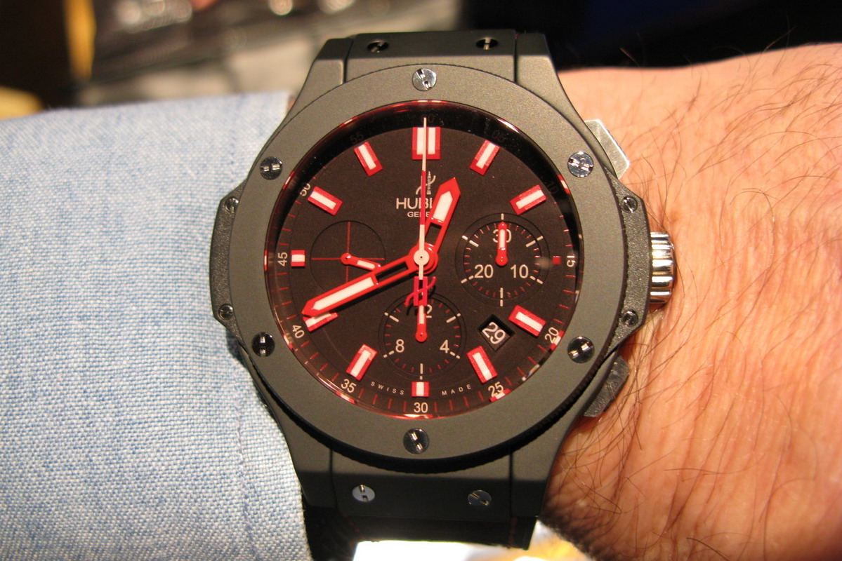 Hublot Big Bang Red Magic