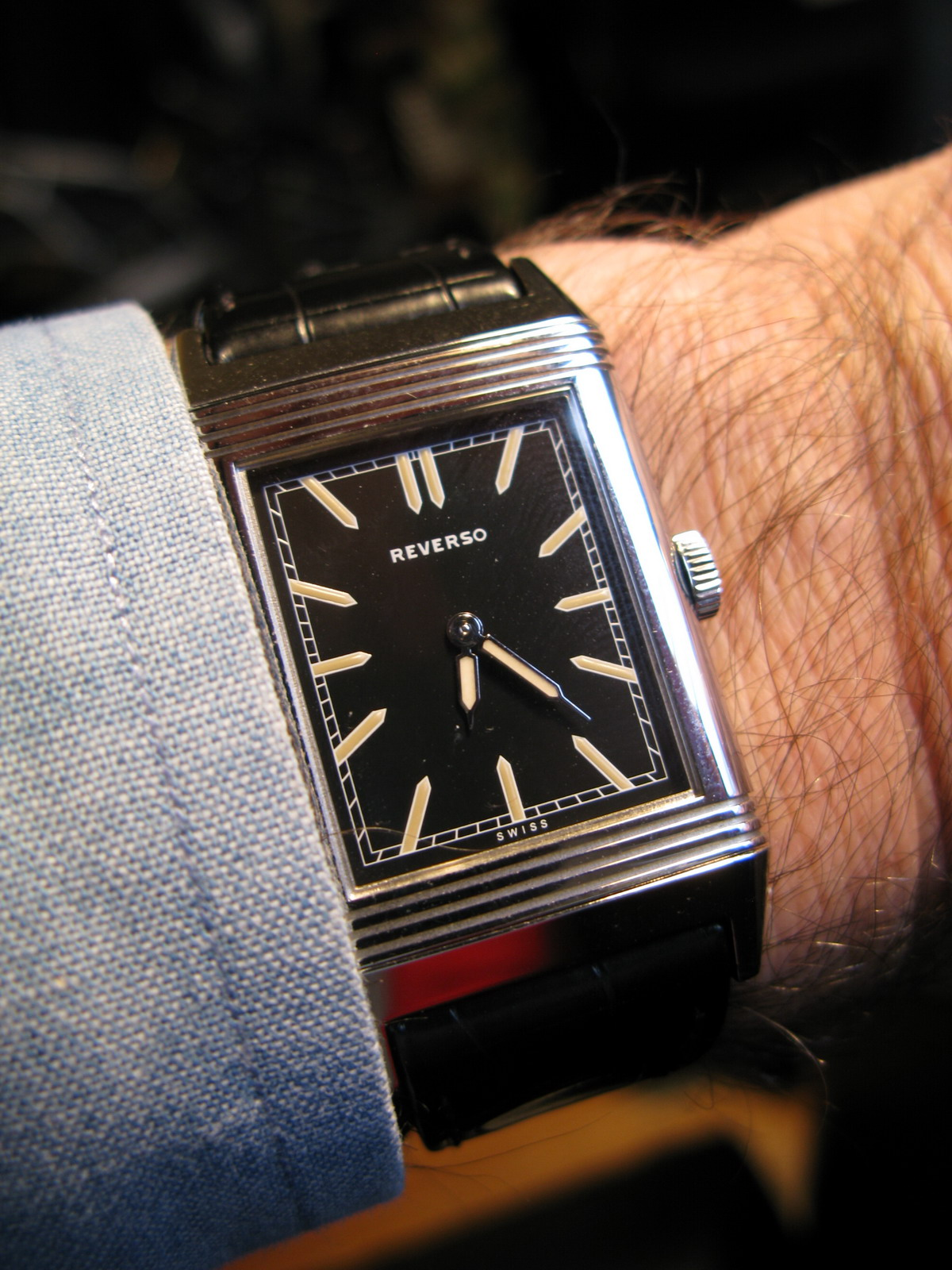 JLC Grand Reverso Ultra Thin