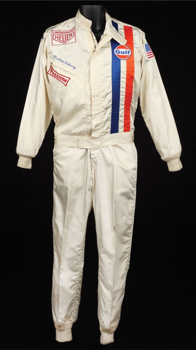 McQueen's Racing Suit -- Main