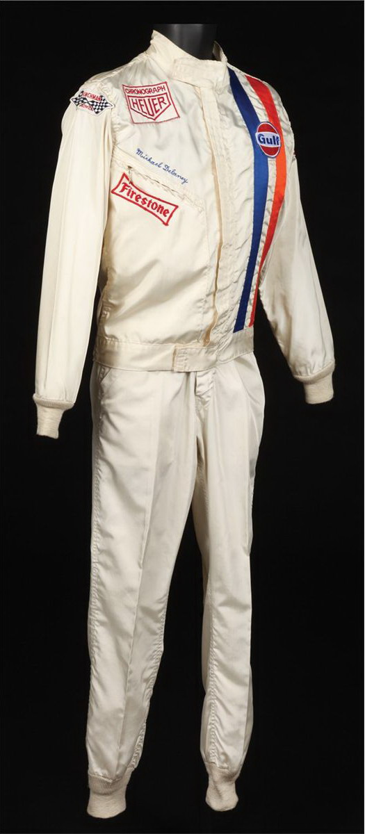 McQueen's Racing Suit -- Side