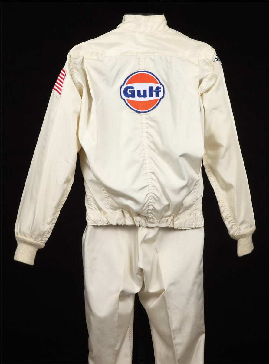 McQueen's Racing Suit -- Back