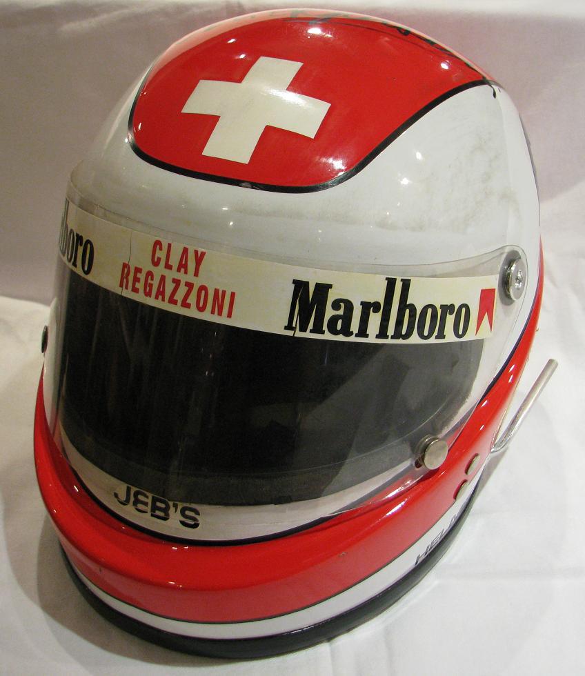 Regazzoni Helmet