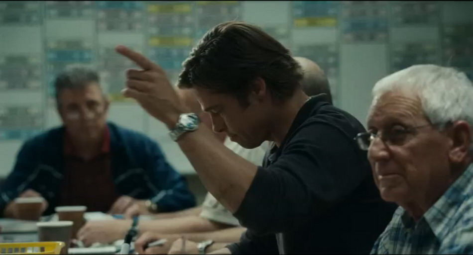 Brad Pitt in Moneyball Trailer