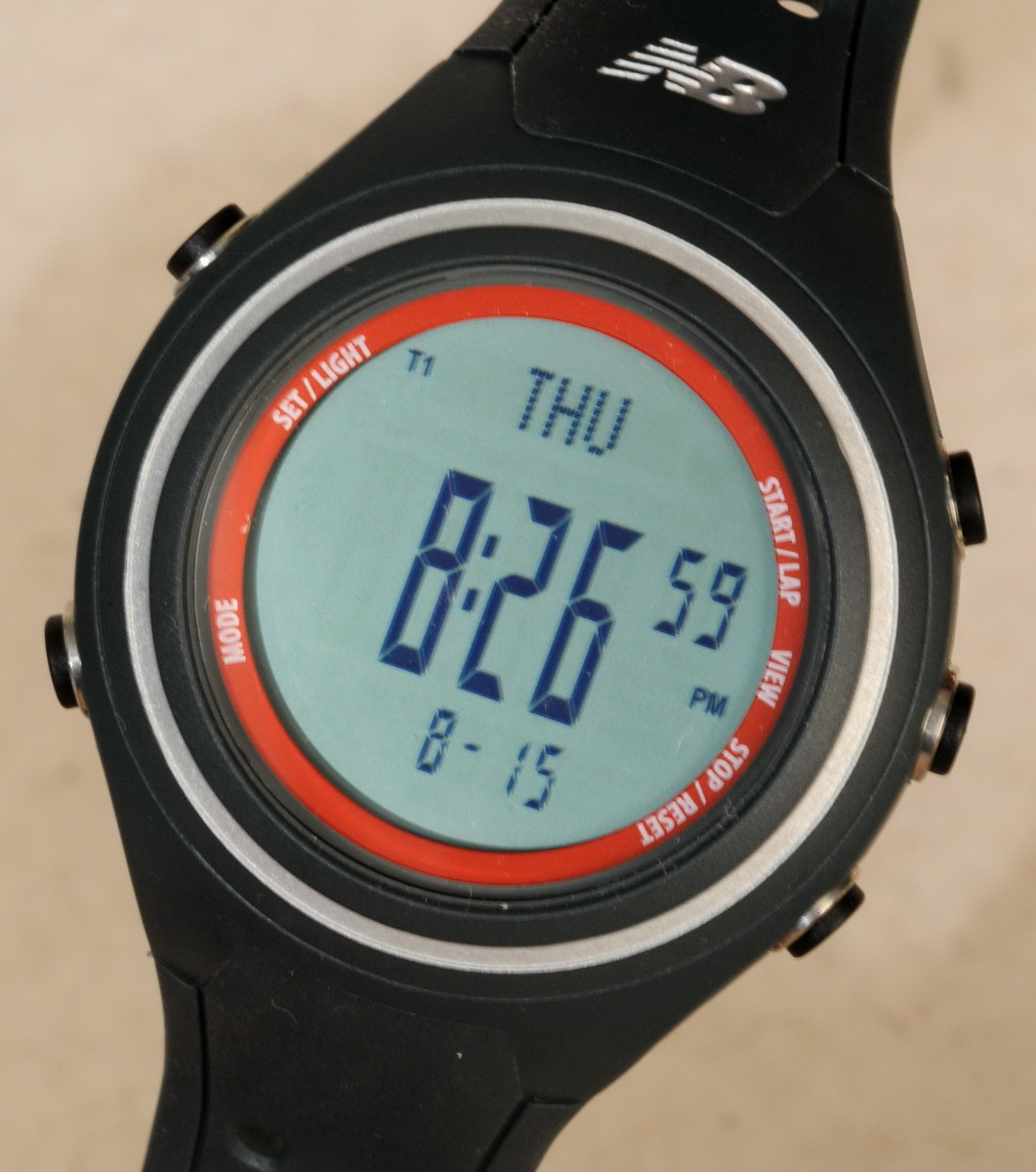 New Balance N7 Watch
