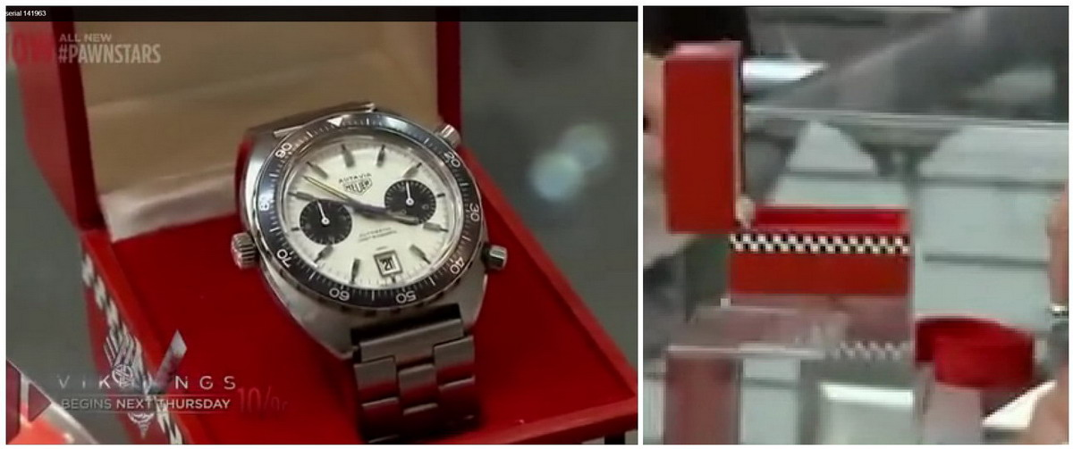 Pawn Stars Autavia -- Original Box