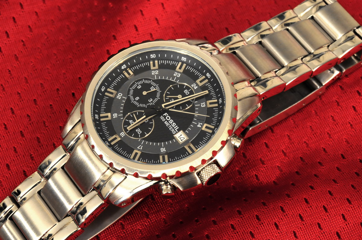 Fossil Reference CH 2446 Chronograph