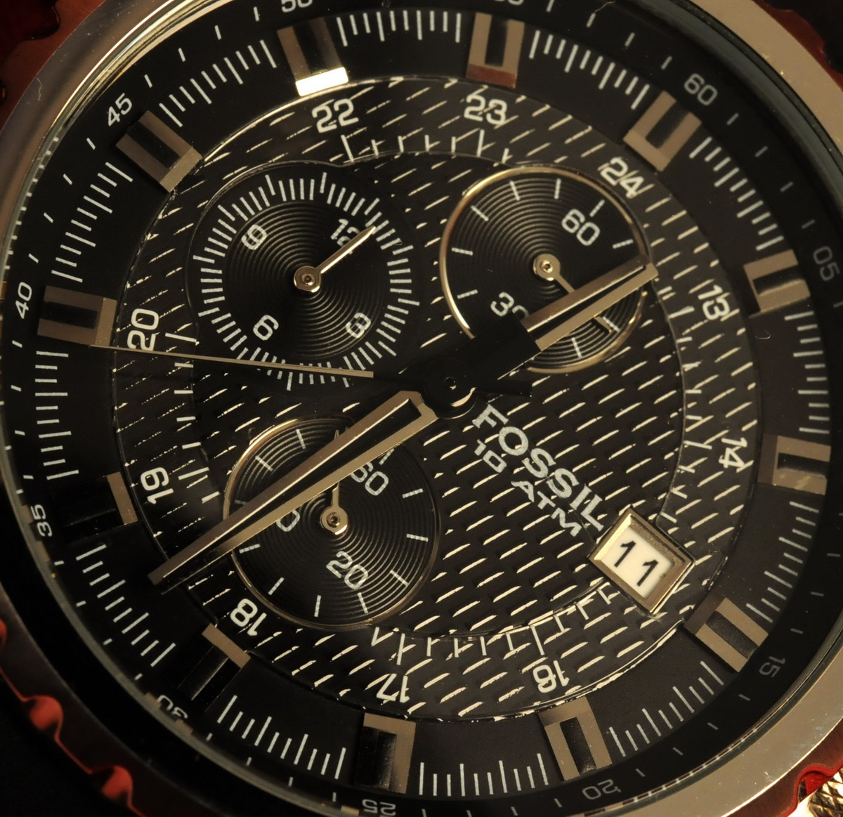 Fossil Reference CH 2497 Chronograph
