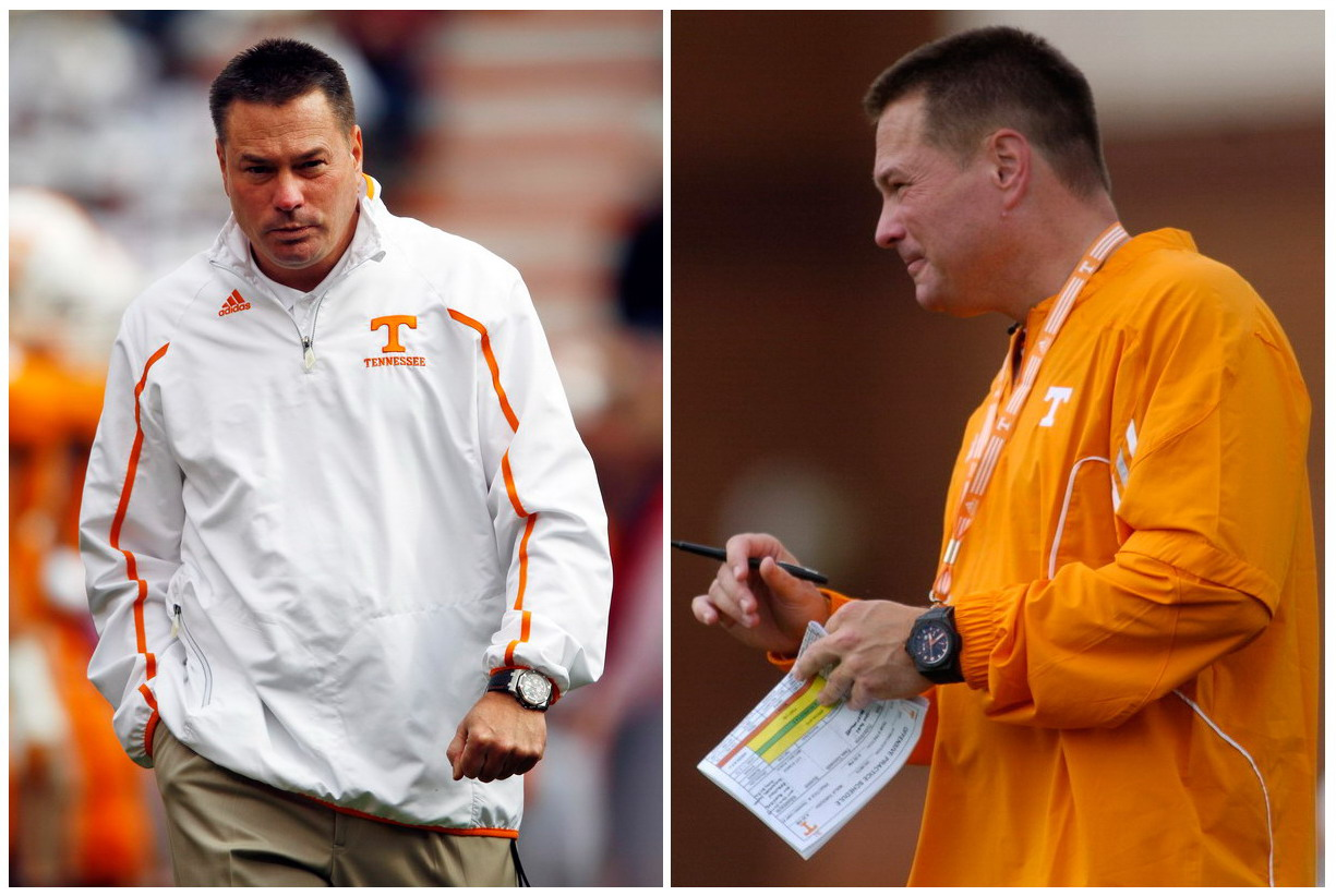 Butch Jones (Tennessee) Watches