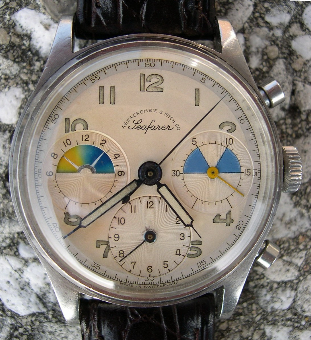 Abercrombie & Fitch Seafarer, Reference 346 Case