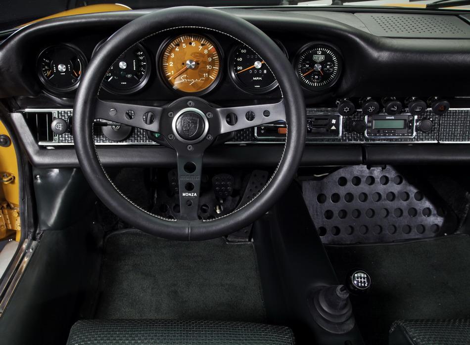Singer Porsche For Sale >> Clock in Singer Vehicle Design Porsche is a Fake