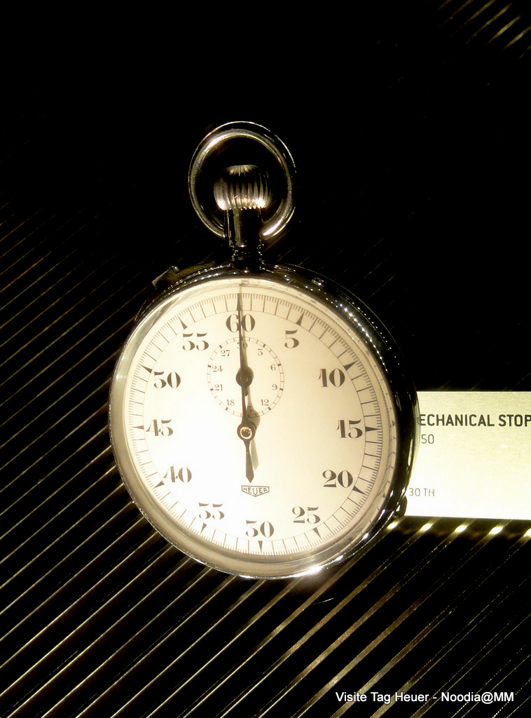 Museum Stopwatch 1
