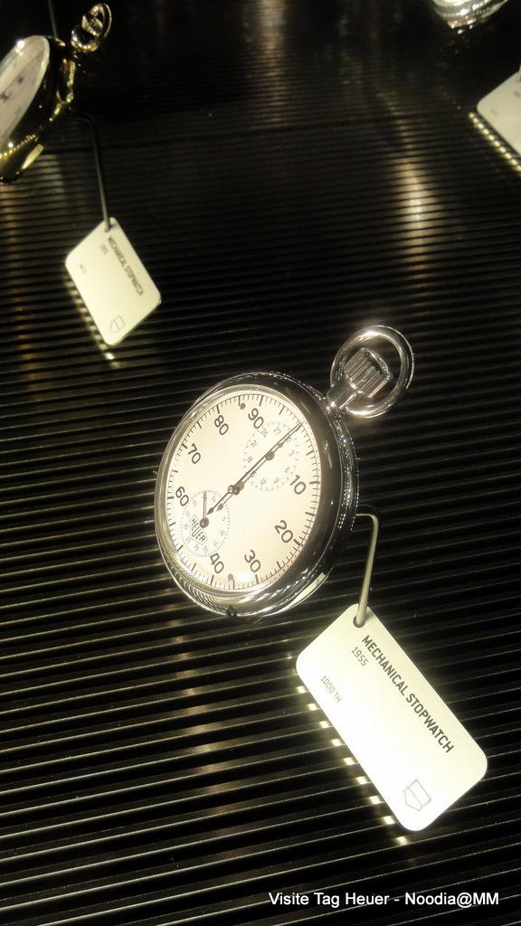 Museum Stopwatch 2