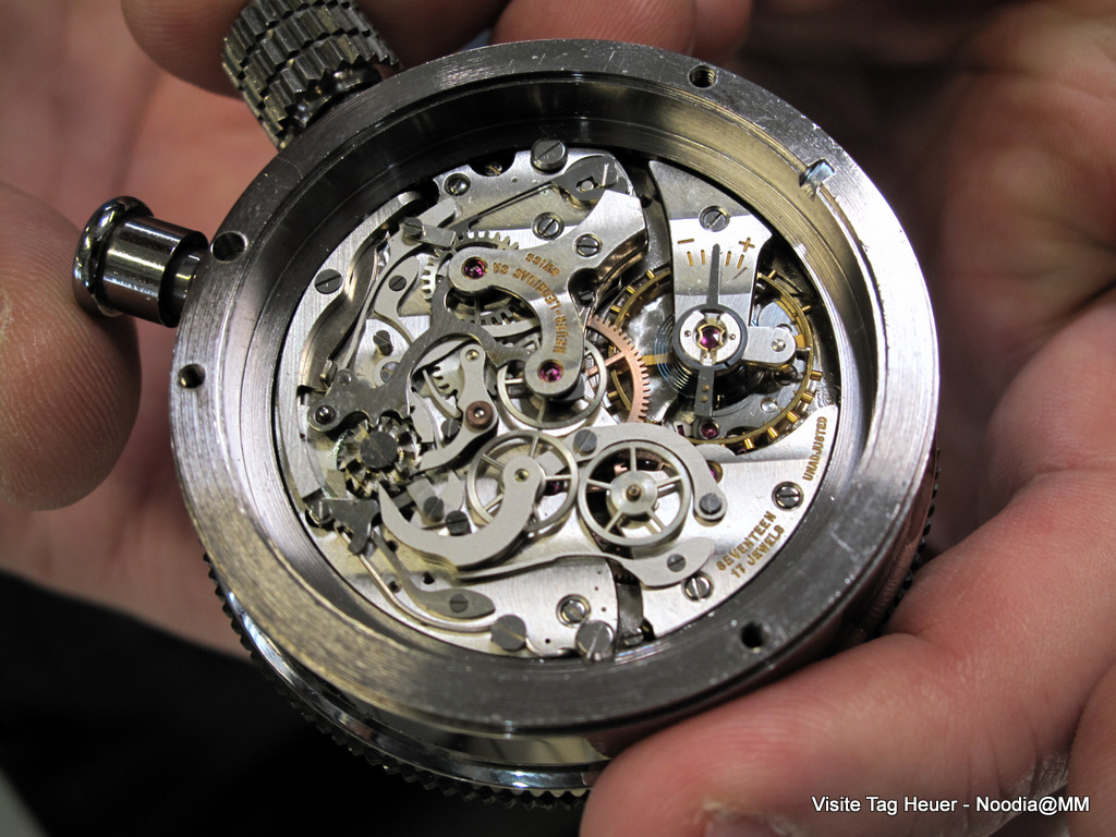 Super Autavia movement