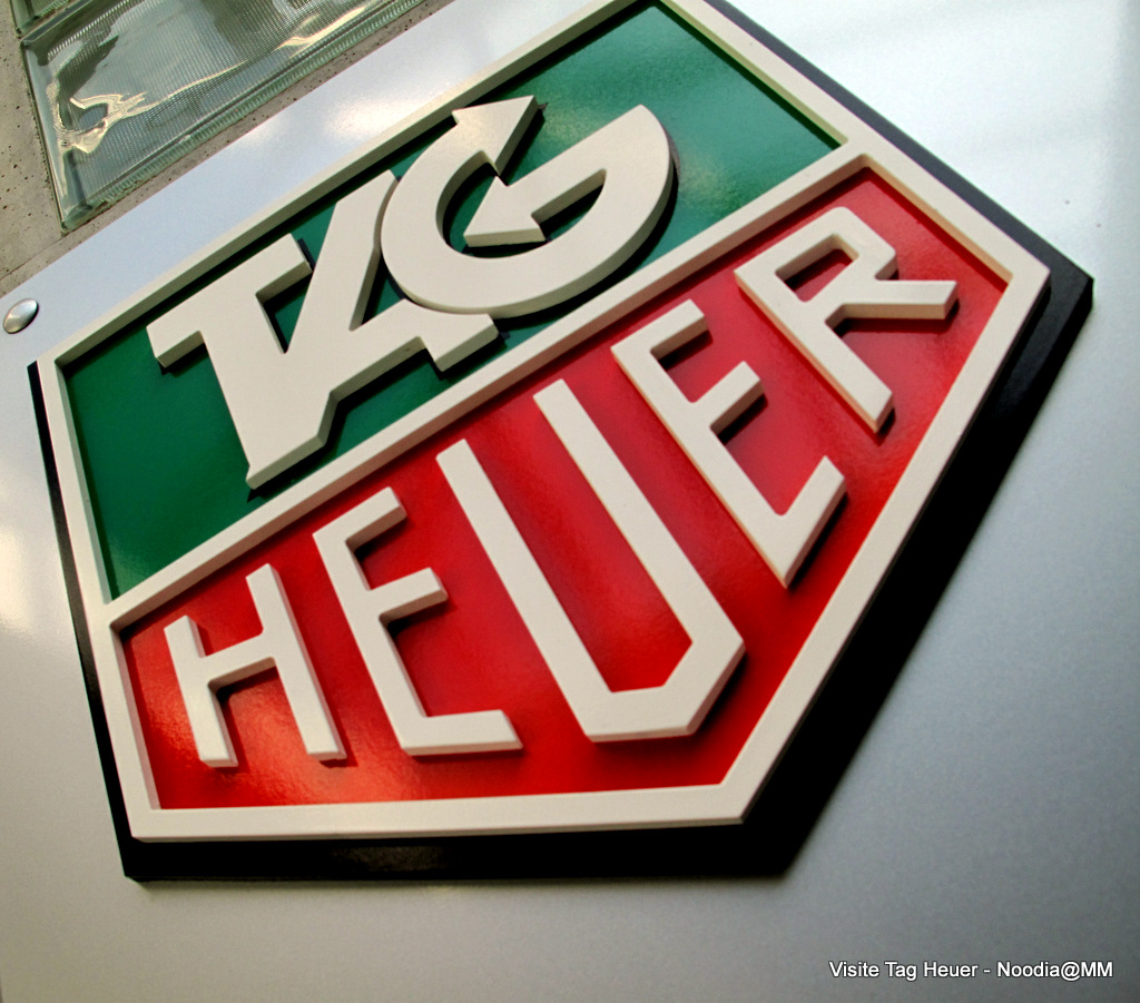 TAG Heuer Exit 2