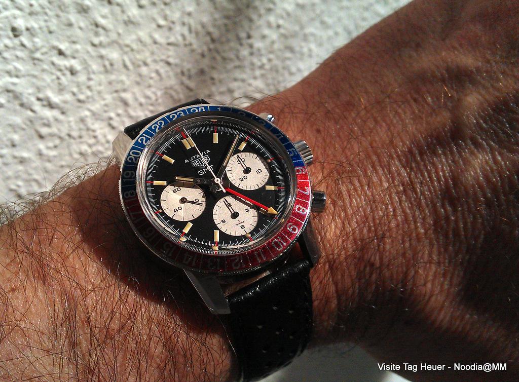 Wrist Shot -- Autavia GMT 2446C