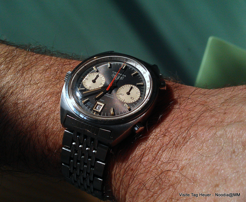 Wrist Shot -- Carrera 1153N